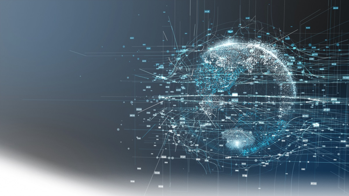 Digital earth 5G AI technology :